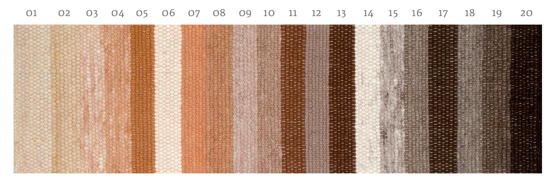 Farben Braun
