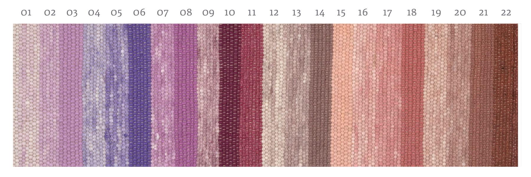 Farben Violett